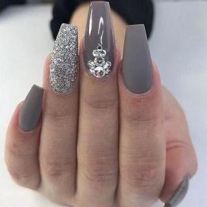 In winter call to mind warm colors at KS Luxe Nails & Bar | Nail salon 73069 | Norman OK